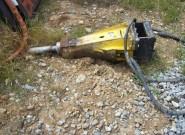 BACKHOE Hammer 1000 Lb.