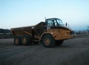 DUMP TRUCK 25 Ton