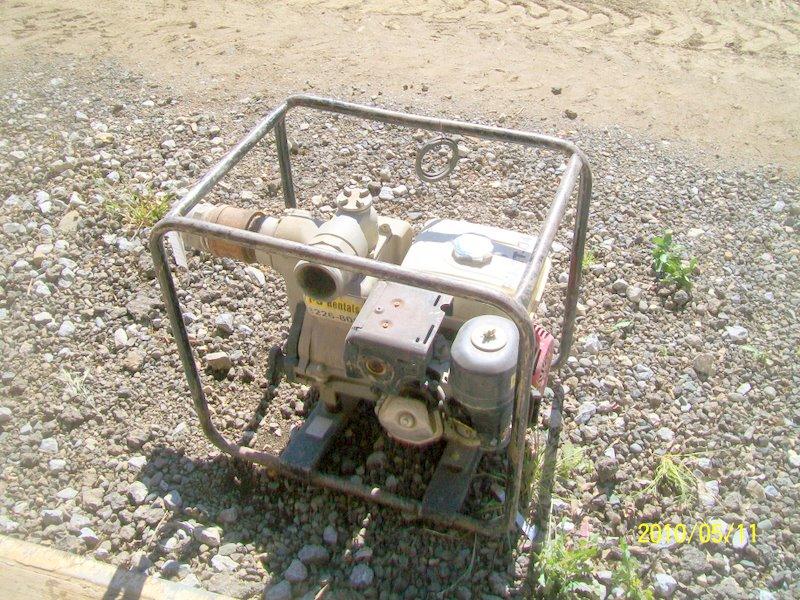 PUMP 3″ Trash Pump