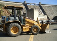 2006 CAT 420E BACKHOE