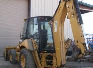 BACKHOE 430 Caterpillar