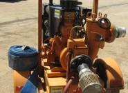 PUMP 4″ Dry Prime Diesel