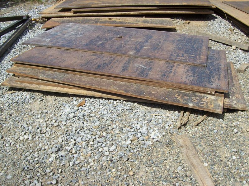 TRENCH PLATES 4'x8′ Panels