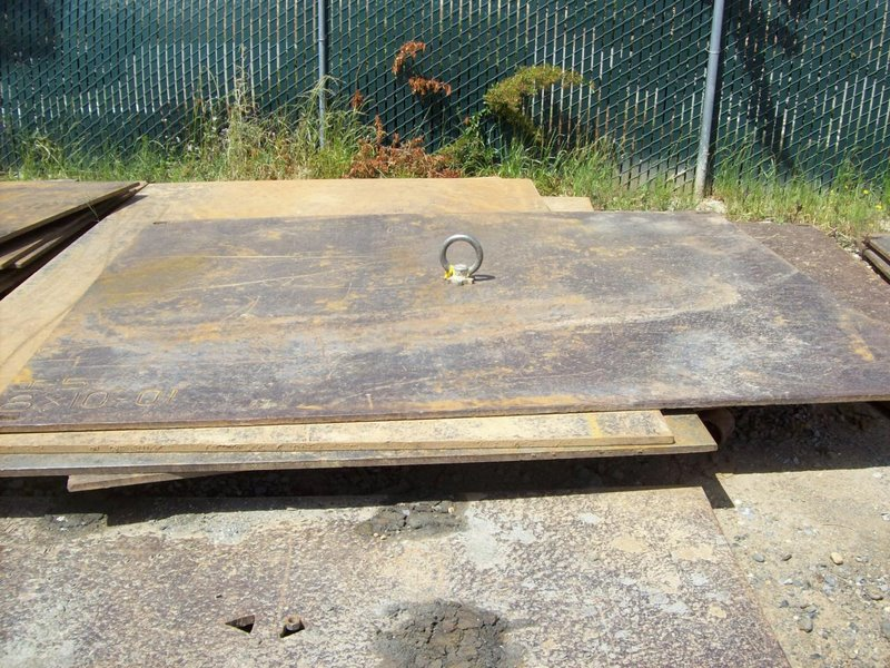 TRENCH PLATES 8'x12′ Panels