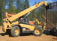FORKLIFT Telescopic  9,000 lbs