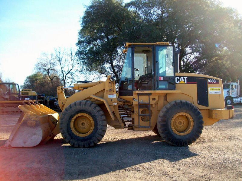 LOADER 938 Caterpillar 3 Yd.