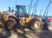 LOADER 966 Caterpillar 5.25 Yd.