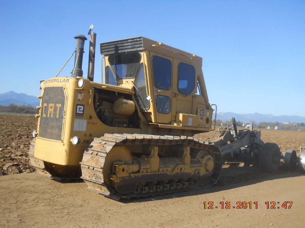 AG TRACTOR CAT Crawler D7G SA