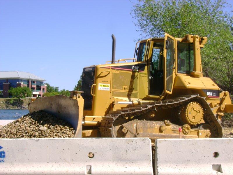 DOZER  D6N XL Caterpillar