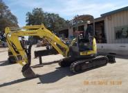 EXCAVATOR  –  Mini 7,000 – 8,000 lbs