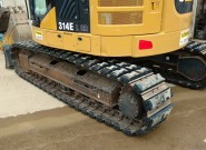 EXCAVATOR 314, Attachment-Rubber Track Pads