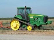 AG TRACTOR 8520T John Deere