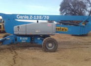 GENIE S-135 Telescoping Boom Lift