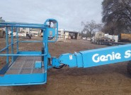 GENIE S-60 Telescoping Boom Lift