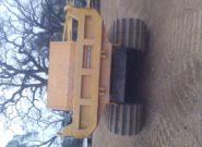 MOROOKA MST2200 TRACKED DUMP TRUCK