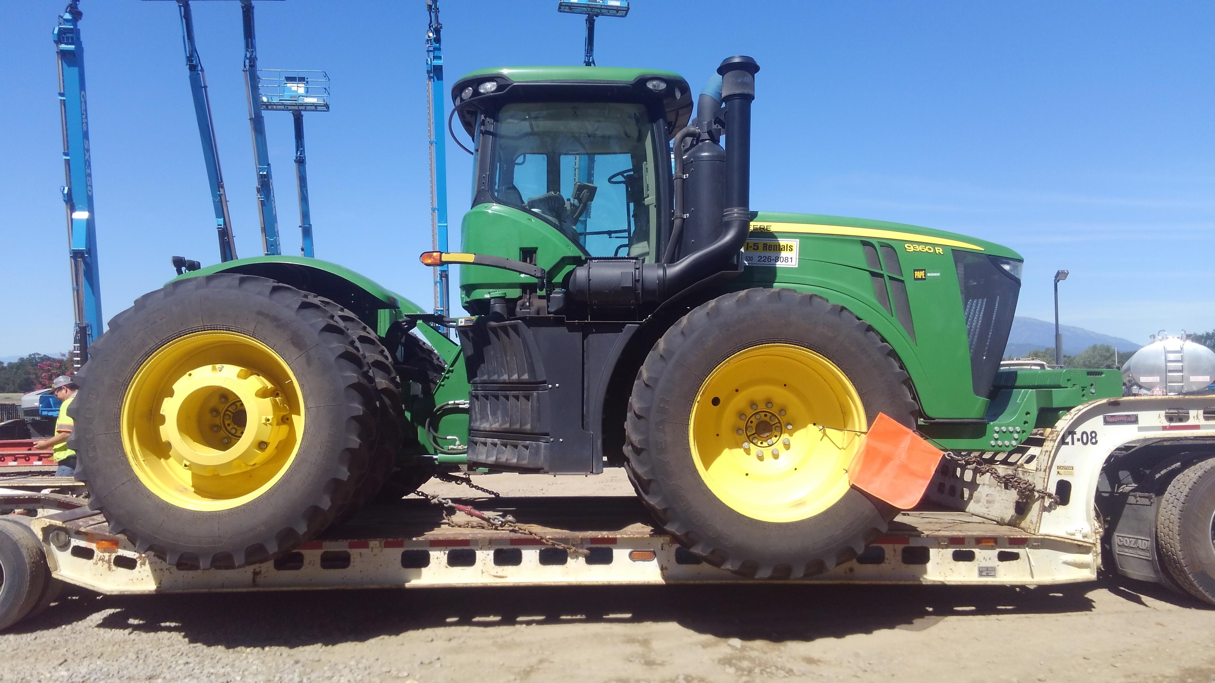 AG TRACTOR 9360R JOHN DEERE