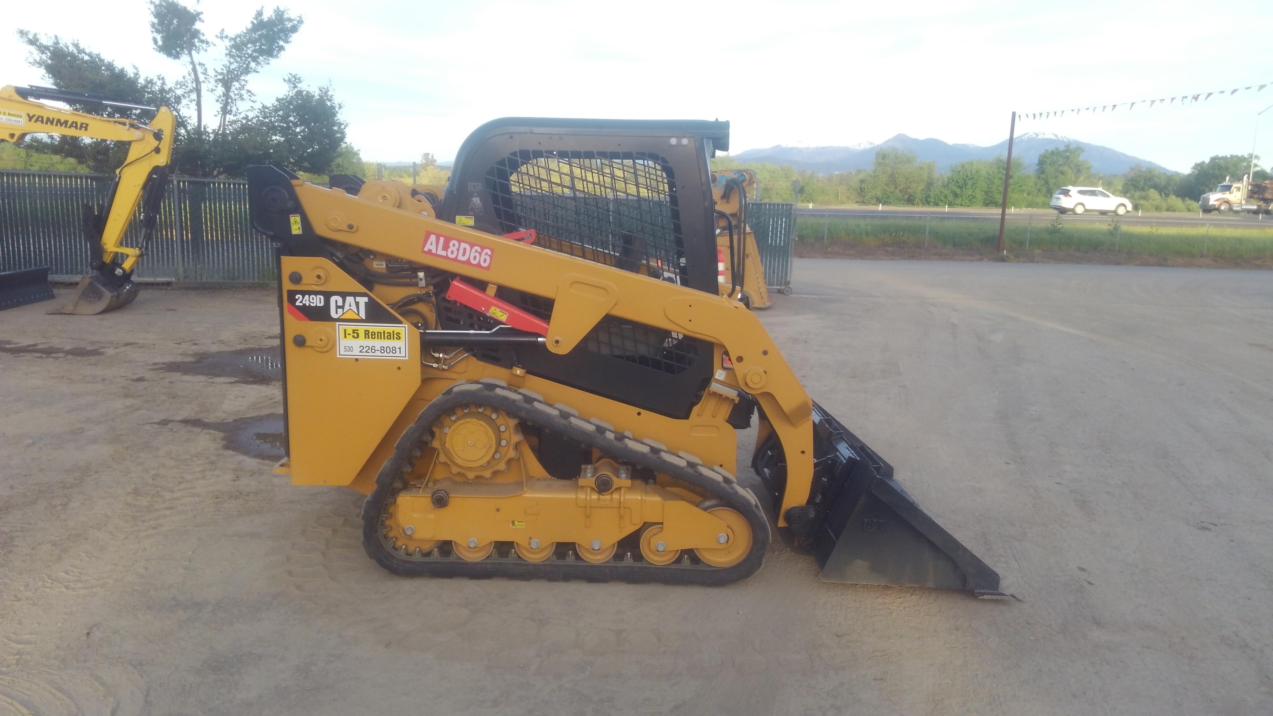 LOADER Bobcat 8K Track