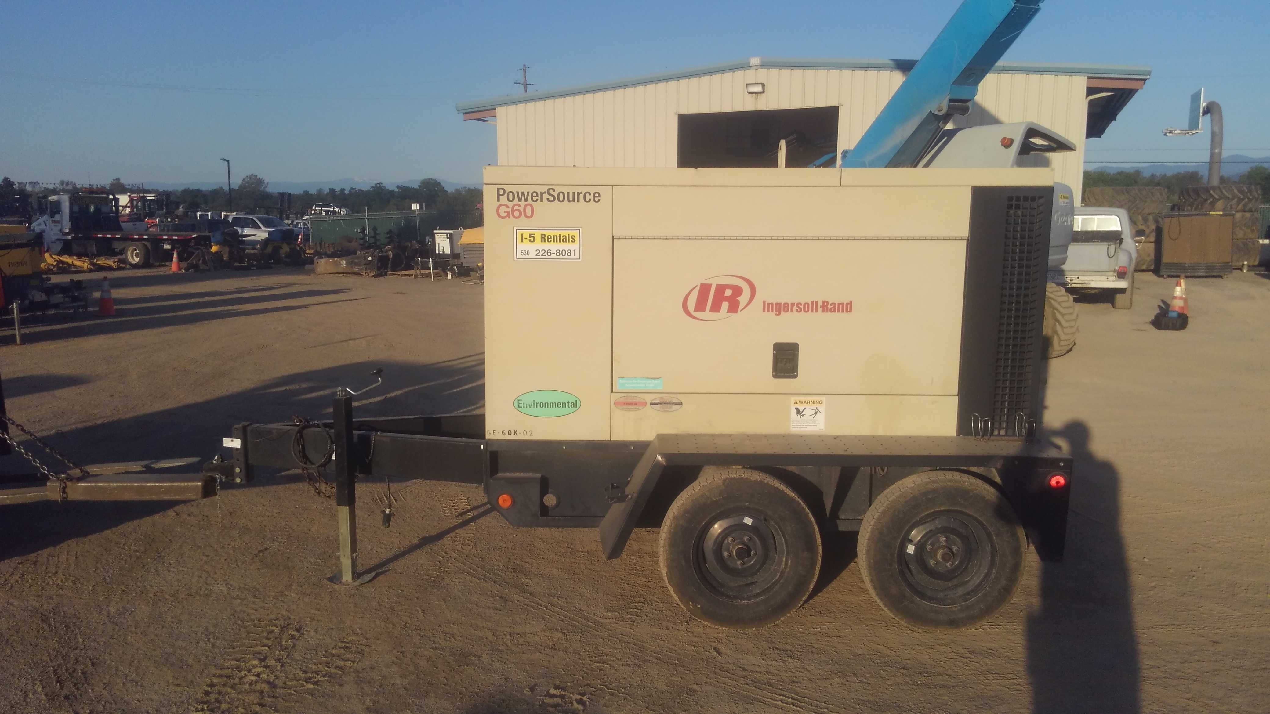 GENERATOR 60KW *FOR SALE*