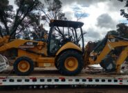 2007 CAT 420E BACKHOE *FOR SALE*