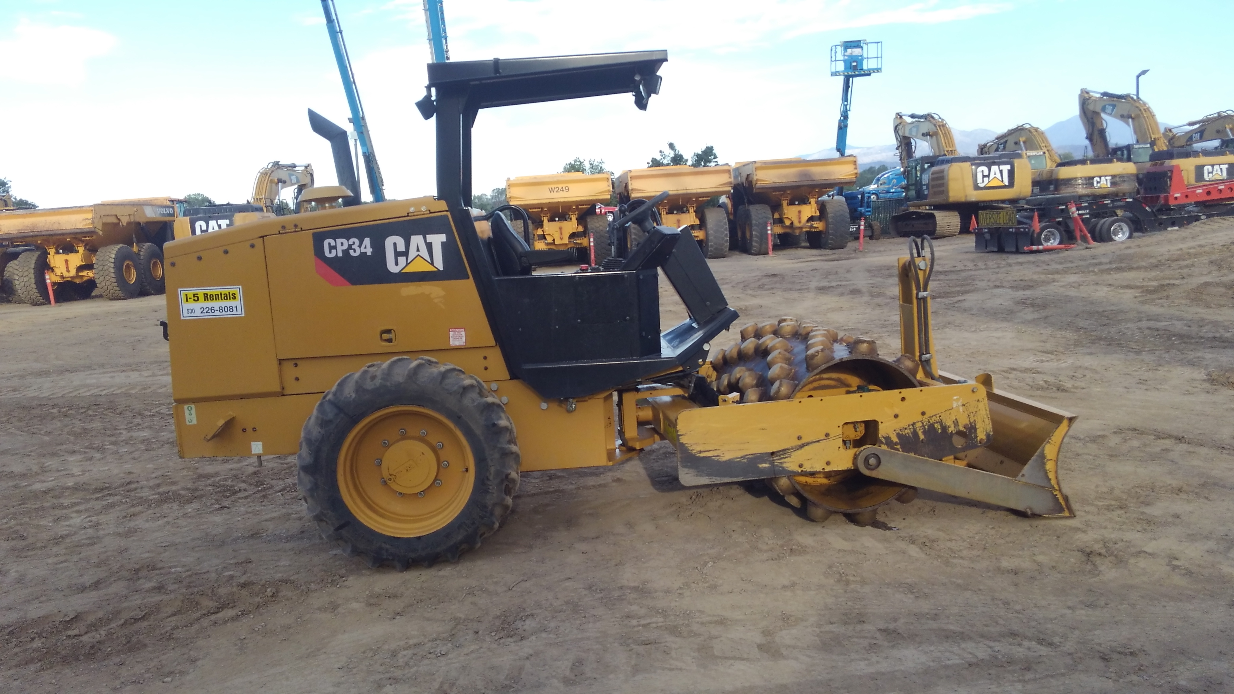COMPACTOR Padfoot 48″