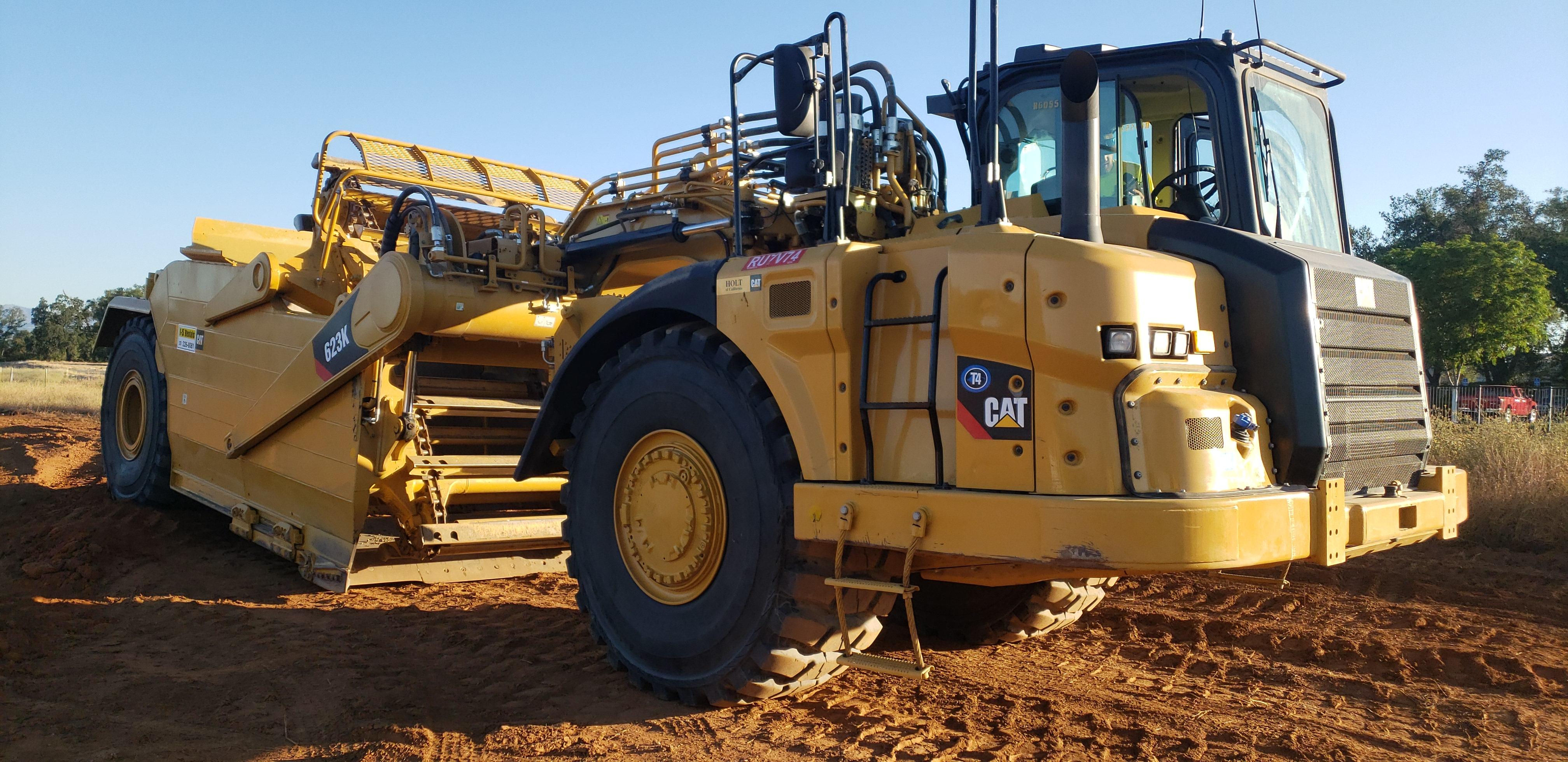 Caterpillar 623G or 623K Motor Scraper