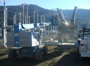 MANLIFT – 40'/45′ Telescopic & Articulated Boom Lifts  (Gas, Electric & Diesel)