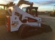 LOADER Bobcat 11K Track