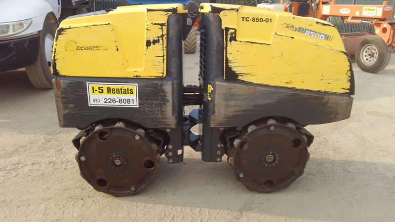 TRENCH Compactor