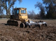 AG TRACTOR CAT Crawler D6D SA with Cab and Tier 3 Eng.