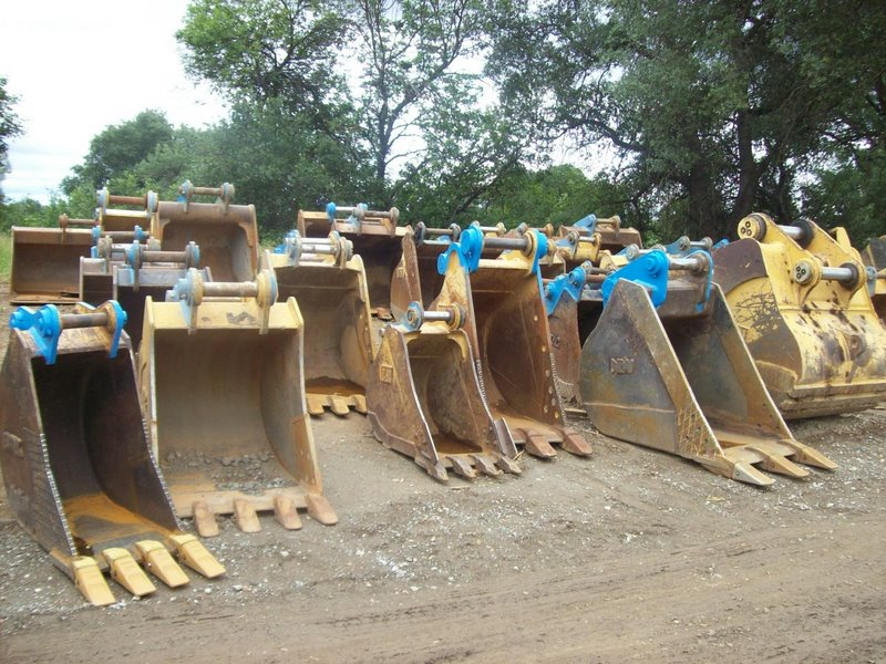EXCAVATOR Additional Buckets