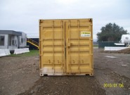 STORAGE CONTAINER 20FT X 8FT