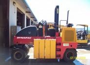 PNEUMATIC COMPACTOR 9 Wheel Roller