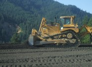 DOZER  D8T Caterpillar