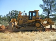 DOZER D9T Caterpillar