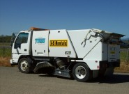 SWEEPER TRUCK, Tymco