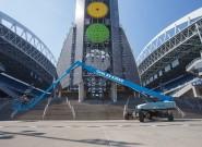 MANLIFT – 135′ Telescopic Boom Lift Extra Capacity