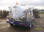 PUMP, Vacuum Trailer