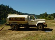 WATER  Truck 2,000 Gallon