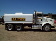 WATER  Truck 4,000 Gallon