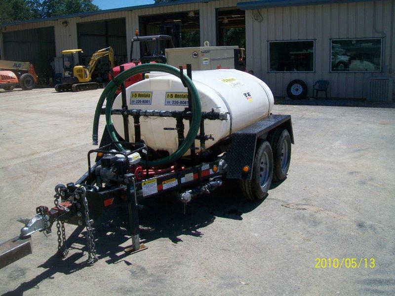 500 Gallon Water Truck